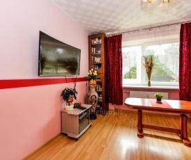 En nydelig 3-roms leilighet i det vakreste feriestedet i Litauen