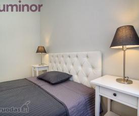 Gedimino pr luxury apartment