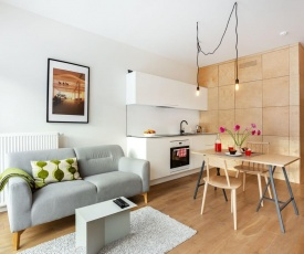 Modern Designer Apartment in Artistic District
