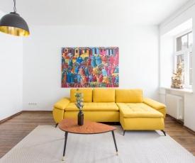 New Quiet Cozy City Center apartment