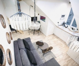 The Old Town Gediminas Castle view Apartment EN/RUS