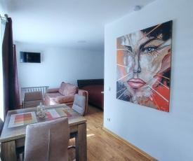 Hubertus & City center new Apartment